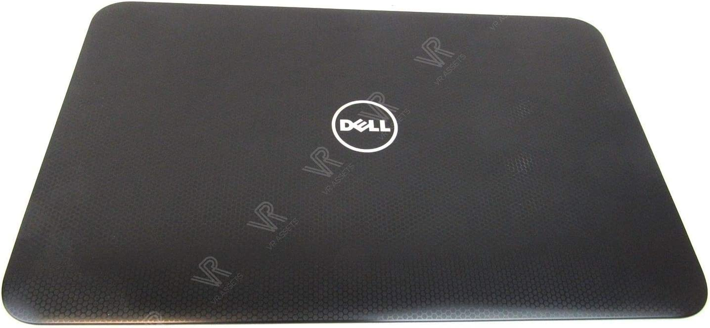 "YGJ9X - Refurbished - Black - Dell Inspiron 17R (5720) / 17R (7720) 17.3"" Switchable Lid Cover Insert - YGJ9X"