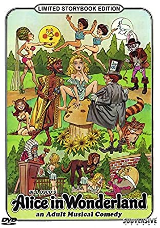 Alice in wonderland porn movie pic 37