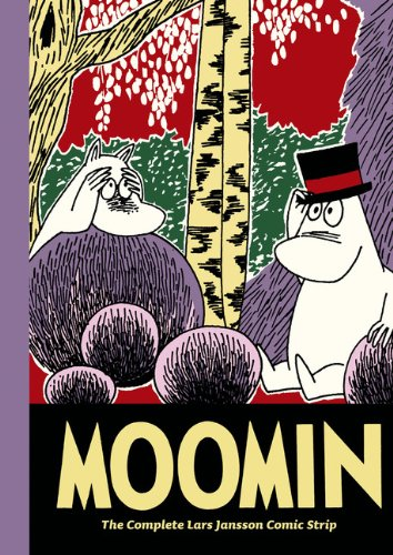 Moomin: The Complete Lars Jansson Comic Strip