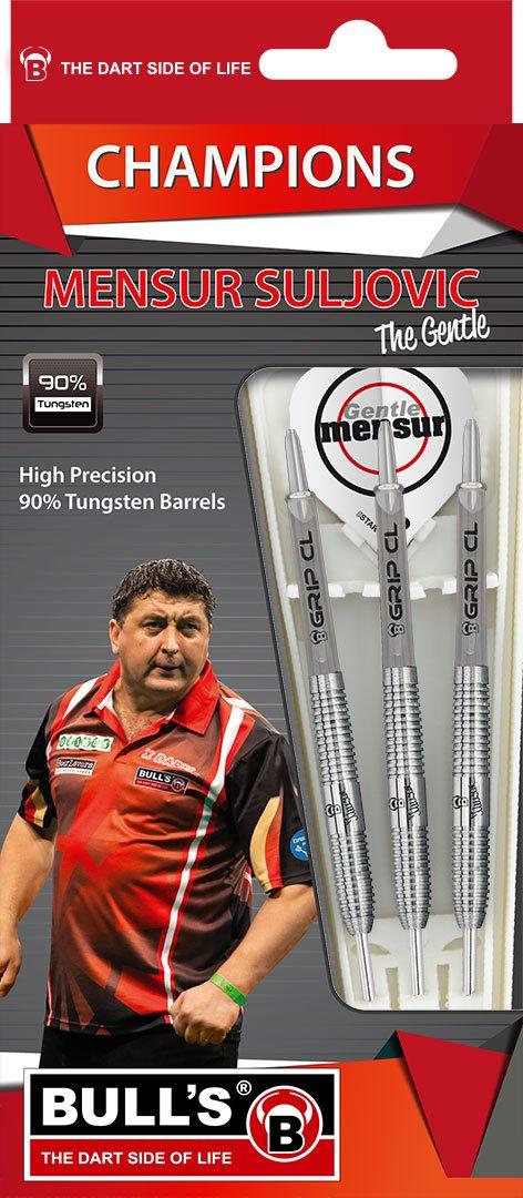 suljovic Steel 23/g 14133 Bulls Darts M