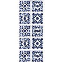 Bloem Patroon Zelfklevende Tegel Sticker Waterdicht Behang Antislip Vloer Stickers voor Thuis Badkamer Keuken Decoratie