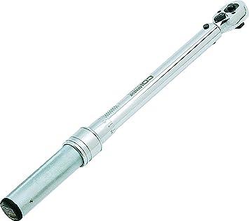 CDI Torque 2503MFRMH Torque Wrench 1//2 Drive Micrometer Adjustable Metal Handle Dual Scale 30-250 Lbs.