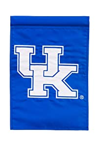 Team Sports America U of Kentucky Garden Flag - 13 x 18 Inches