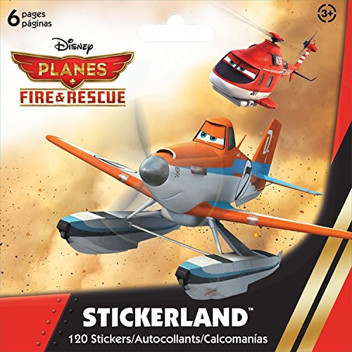 Stickerland Stickers Disney Planes Rescue product image