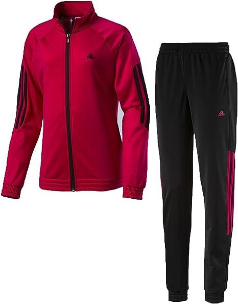 Adidas – chándal para niña Kimana, PES TS, colores BoPink/Black ...