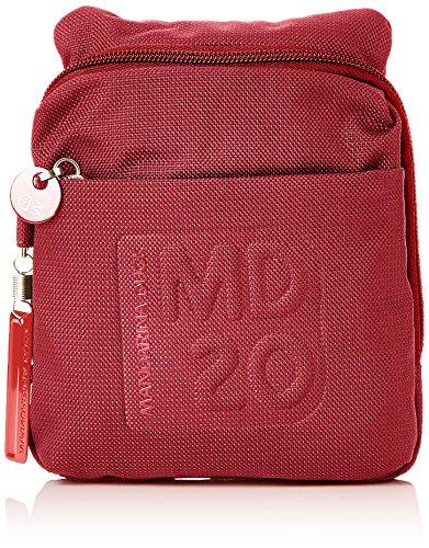 Mandarina Duck Md20 15116mn6 - Bolso cruzados para mujer Rouge (Flame Scarlet 13C)