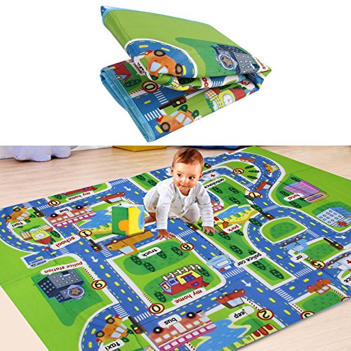 For Kid Play Toy Creeping Mat Children in Developing Carpet Baby In Foam (Boys 50s Costume)