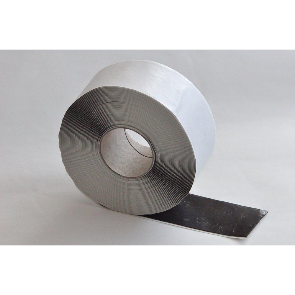 Cinta de doble cara resistente al agua de 50 mm de ancho x 1, 5 mm de grosor x 10 m de longitud. Reemo