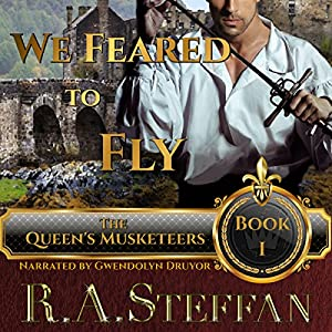 We Feared to Fly Audiobook
