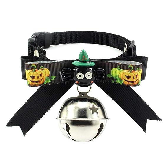 JFS Collar De Perro De Halloween, Navidad Mascota Pajaritas ...