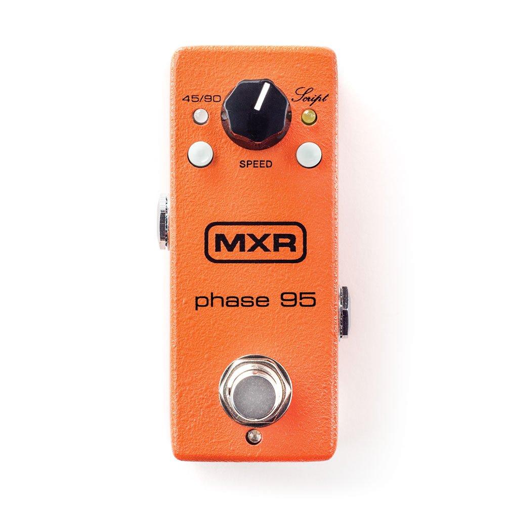 MXR M290 Phase 95 Mini Guitar Effects Pedal by MXR