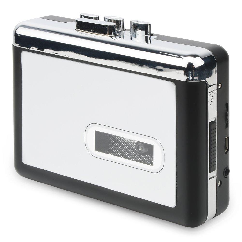 Portable Cassette Recorder Cassette Tape to MP3 Converter