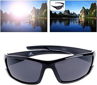 Guoyy Polarisierte Sonnenbrille der Männer, die Radfahren-Fahrrad-Sport-Fischen-Schutzbrillen im Freien fährt