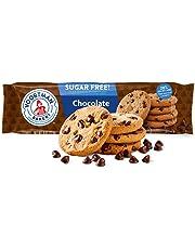 Voortman No Sugar Added Chocolate Chip Cookies, 225g