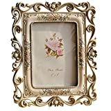 Gift Garden 5x7 Picture Frame Hollow up for Table Top or Wedding Decorations