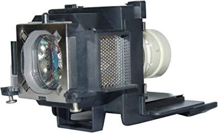 Original Philips Projector Lamp Replacement with Housing for Eiki POA-LMP148