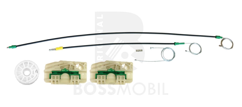 SHARAN ALHAMBRA Original Bossmobil GALAXY Vorne Links 4 manuell oder elektrischer Fensterheber-Reparatursatz