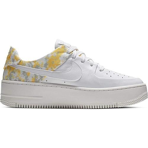 Nike Damen W Air Force 1 Sage Lo PRM Basketballschuhe
