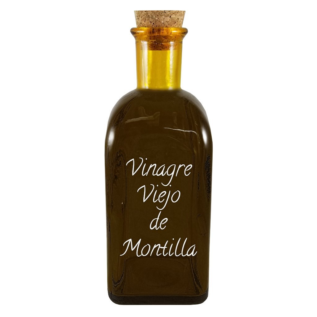 Spirits & Spice Vinagre Viejo de Montilla Red Wine Vinegar (500ml Gold) by Spirits and Spice