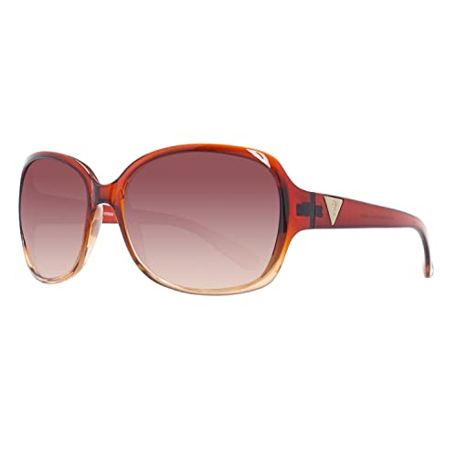 Guess Occhiali da sole GU0221F 61E26 (61 mm) Marrone
