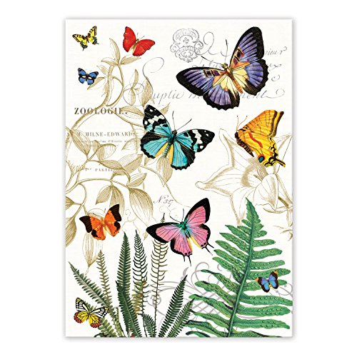 - Michel Design Works Kitchen Towel, Papillon