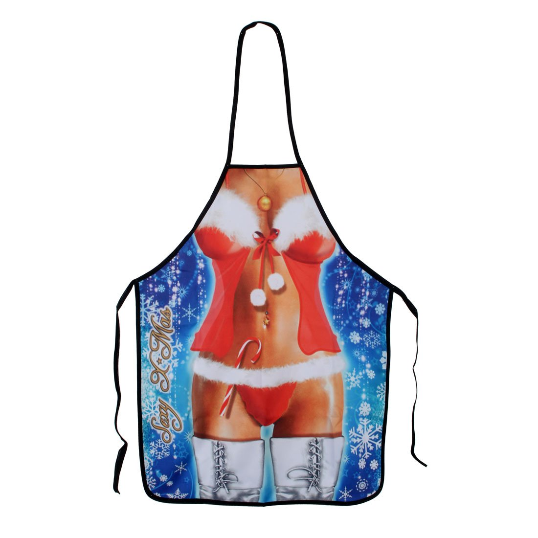 AFUT Men's Sexy Novelty Aprons Rugby Player,BBQ Cooking Aprons(Rugby Player) M3006-CN-LSY-BB1