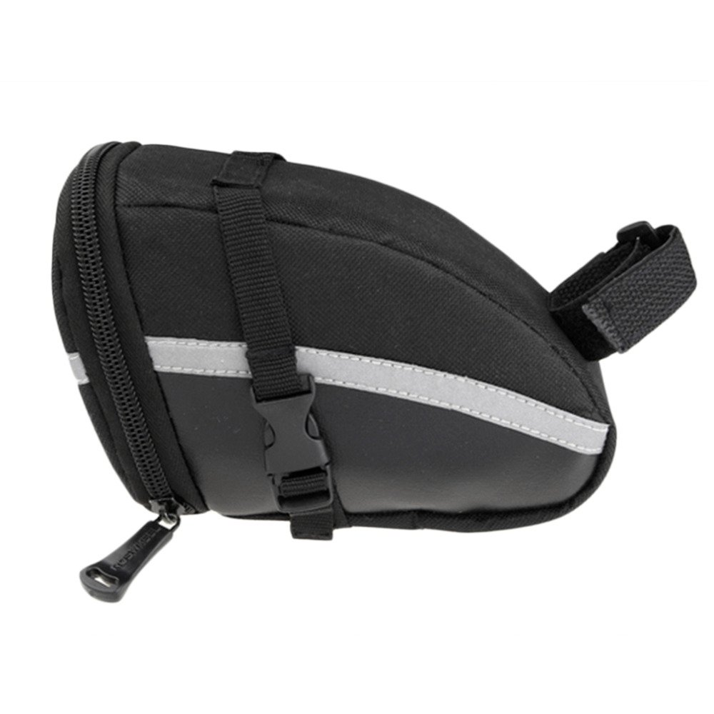 Outdoor Mountain Bike Bicycle Saddle Bag Back Seat Tail Pouch Package