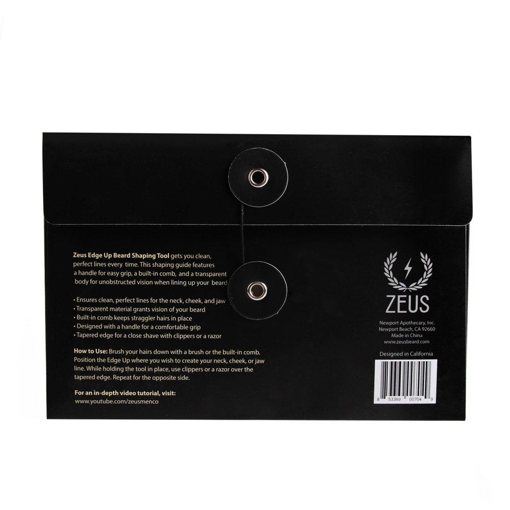 The white apron newport beach - Amazon Com Zeus Edge Up Beard Shaping Template Tool Beard Styling Guide For Men Beauty