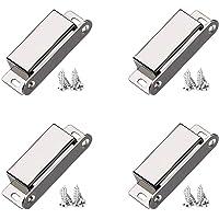 Kast Magneten 4 Pack, 10KG Trek Sterke Magnetische Deurkast Vang Roestvrij staal, Heavy Duty Kast Deur Magneten met…