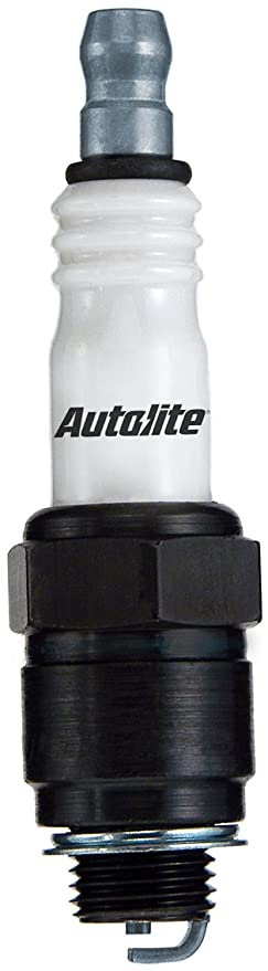 Autolite 3136 Copper Non-Resistor Spark Plug, Pack of 1