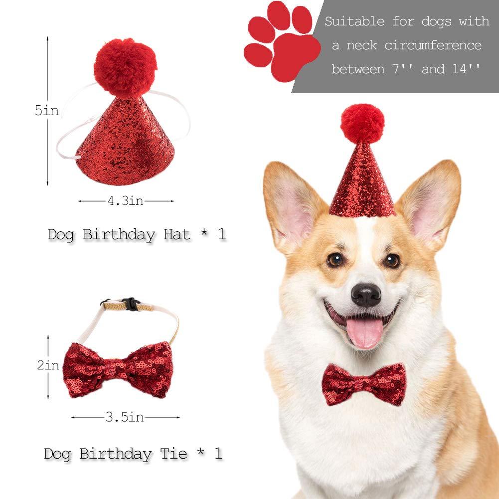 Amazon ETLEE Dog Party Supplies