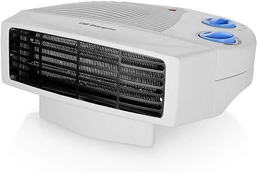 Orbegozo FH 5008 - Calefactor eléctrico con dos niveles de calor y ...
