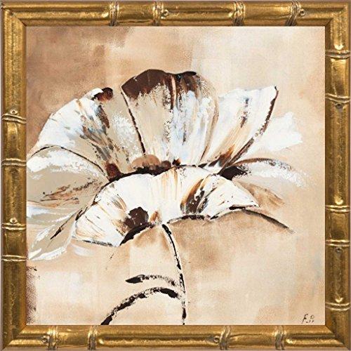 9x9 Cocoa Beauty 1Florenti by May: Gold Bamboo M-LI-SQ-090.0602 Rusty Cocoa