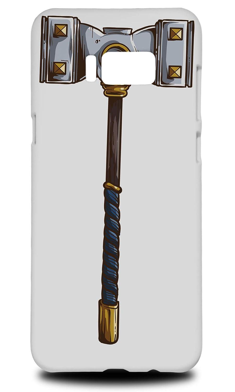 Amazon.com: Viking Warrior Axe Hammer Hard Phone Case Cover ...