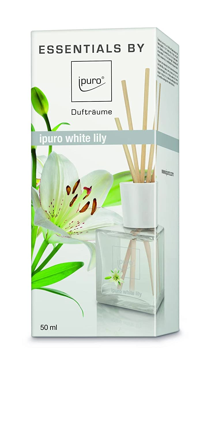 Ipuro Diffuser Lily   White Pack Of 1x 50 Ml: Amazon.co.uk: Health U0026  Personal Care