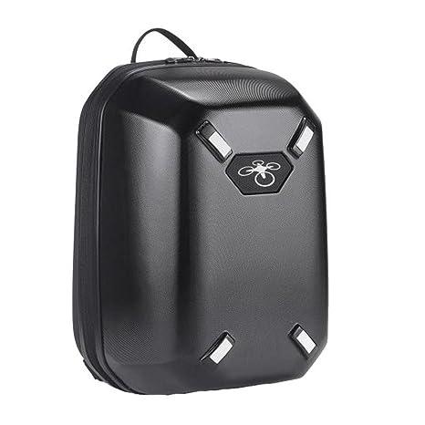 1c7c3a7df7 Anbee Zaino e borsa da viaggio, esterno rigido, colore nero ...