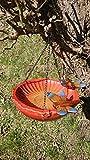 handelgross Keramik Vogeltränke Vogelbad frostsicher