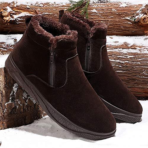 shoes Confortables Taille 42 De L'usure À Pour Hommes Supporter Marron Durable; Décontractées Bottes Gris Bnd La Eu Et Fois color Neige dqCwF