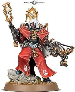 Games Workshop Warhammer 40,000: Adepta Sororitas Canoness