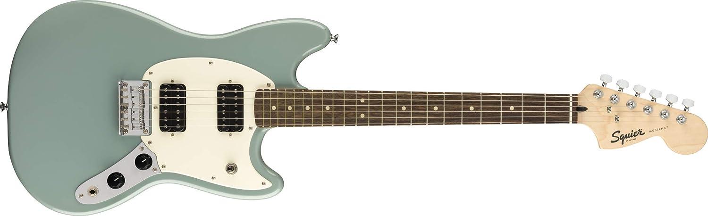 Fender Squier FSR Bullet Mustang HH LRL Sonic Grey Guitarra ...