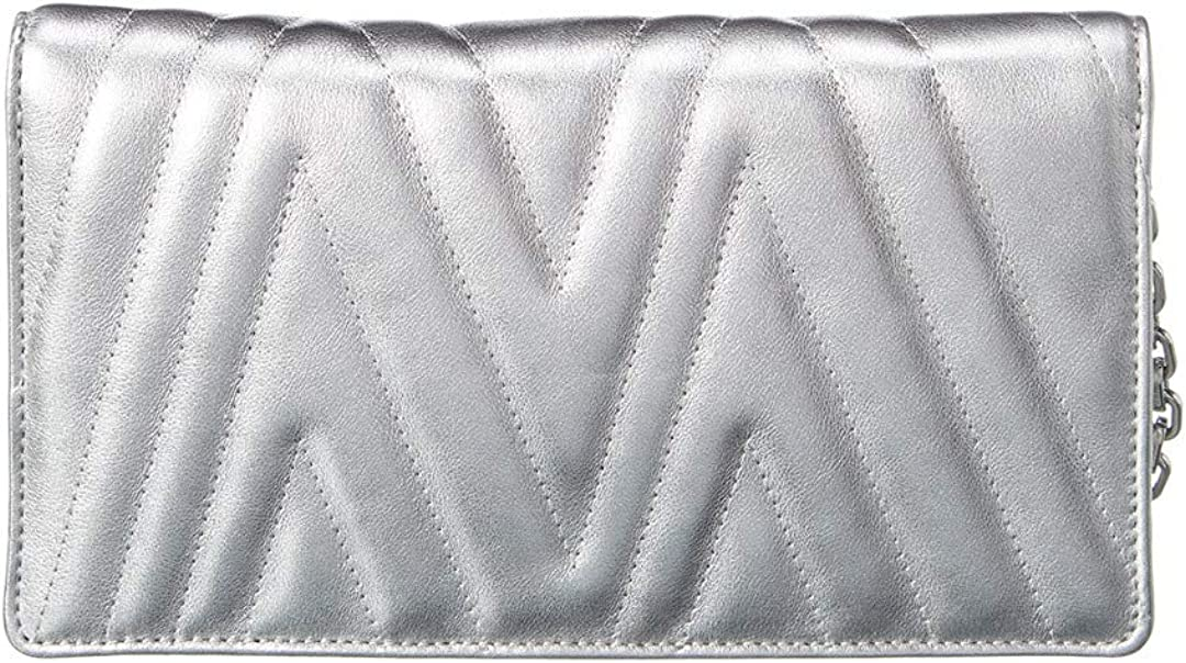 Stuart Weitzman Emelie Quilted Leather Crossbody