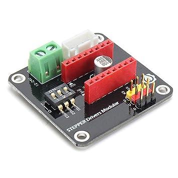 Placa de expansión DRV8825 / A4988 UNO R3 de la Impresora 3D ...