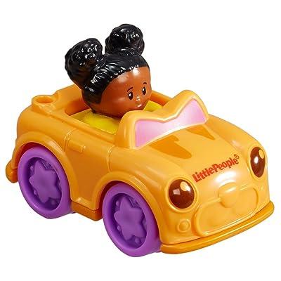 Fisher-Price Little People Wheelies - Tessa: Toys & Games