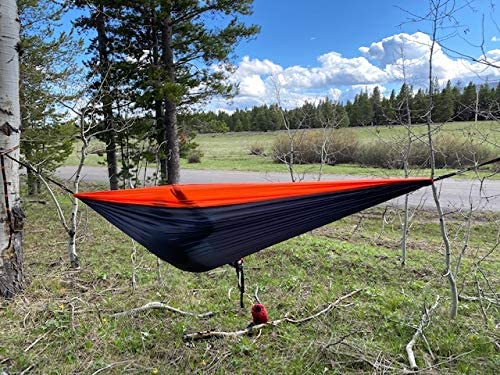 Blue Bananaz Double Hammock-Camping Hammock