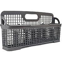Lifetime Appliance W10190415 Silverware Basket for Whirlpool, Kenmore Dishwasher - WPW10190415