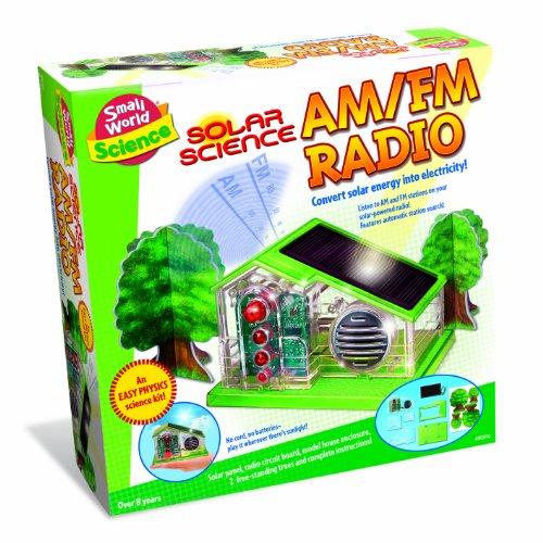 Small World Toys Science Solar