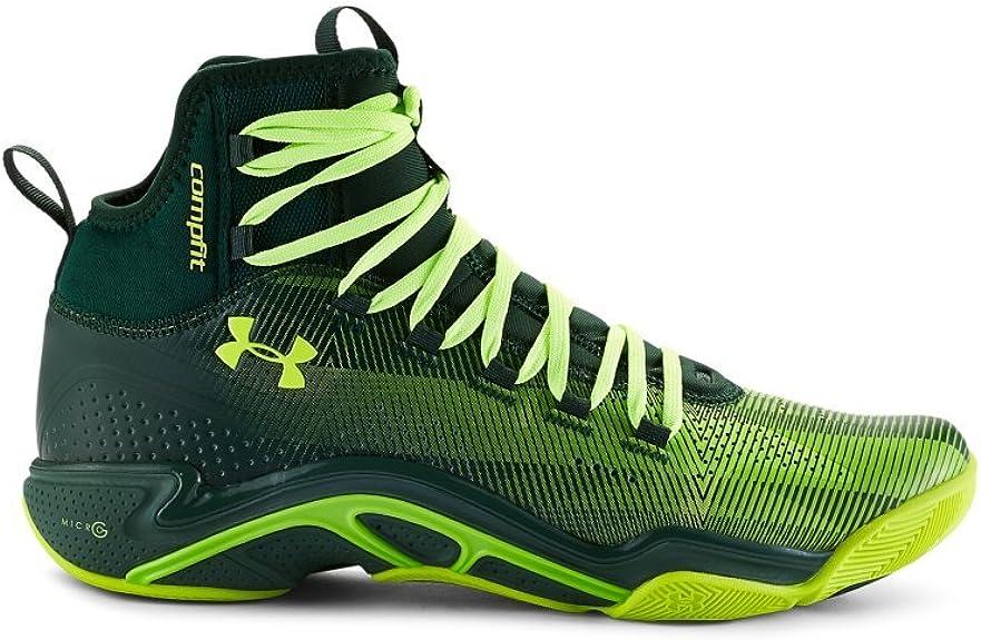 Under Armour Hombre UA Micro G Pro Zapatillas de Baloncesto 11,5 ...