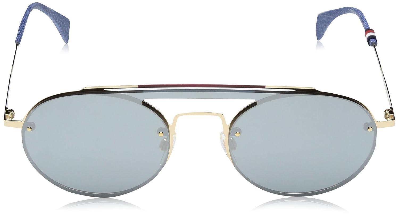 1602323016 Tommy Hilfiger Women s Gigi Hadid 3 s Round Sunglasses