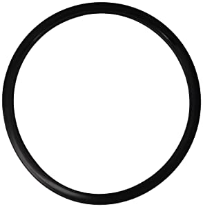 Prestige Senior Sealing Ring Gasket for 7.5/10/12-Liter Senior Pan Jumbo and 7.5/8.5/10/11/12/13-Liter Deluxe Pressure Cooker, 10-Inch, Black