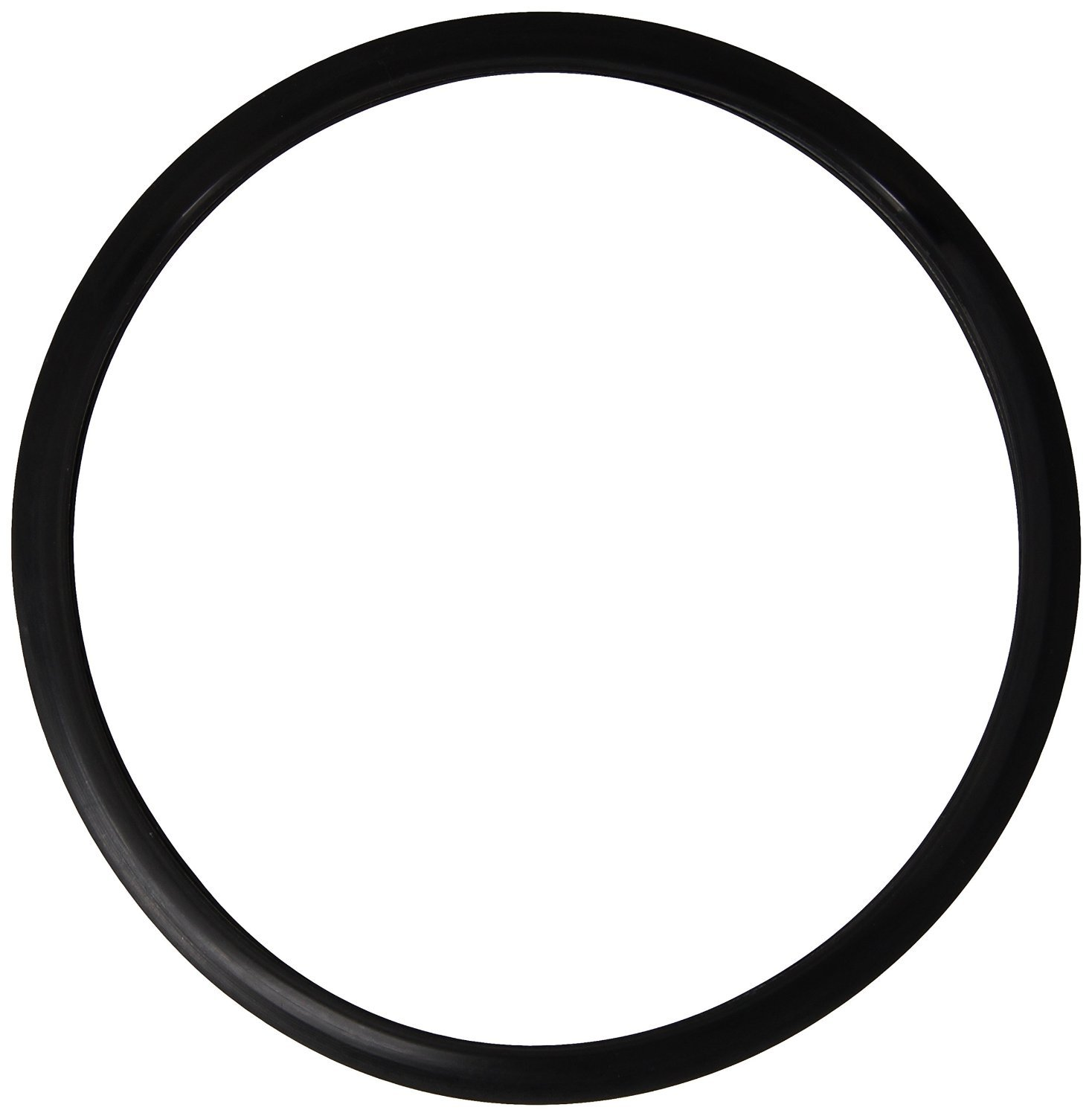 Prestige Sealing Ring Gasket for Popular 7.5/8.5/10/12-Liter Senior Deep Pan and 7.5-Liter Deluxe+ Aluminum & Hard Anodised Pressure Cookers, 10.5-Inch